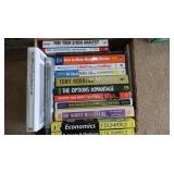 Assorted Books-tony Robbins, Economics & more