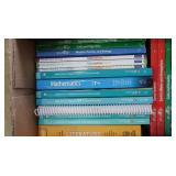 Textbook Lot-Math, Science & more