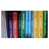 Textbook Lot-Math, Literature & more