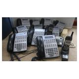 Large Lot of Telephones