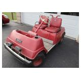 Yamaha Gasoline Golf Cart-(runs, needs battery)