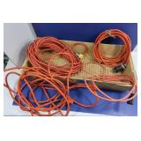 4 Electric Cords(1-100
