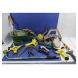 Lawn & Garden-Spray Hose, Seeder, Feeder,