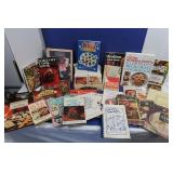 Vintage Cooking Books