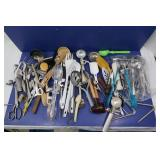 Kitchenware-Spoon, Knives, Forks &more