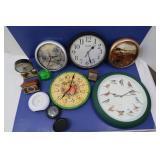 8 Clocks(3 Vintage)