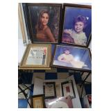 Picture Frames & Wood Frame Kits