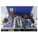 Electrical Cords, Timers-Lot