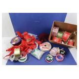 Holiday Ribbon & more