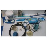 Swimming Pool Products-Calcium, Test Kit, Vinyl