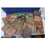 Vintage Comic Books-Porky Pig, Battle Front,