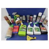 Outdoor Lawn & Garden Products, Spray Paint& Auto