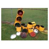 Traffic Light Parts-Lenses, Covers &more