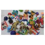 Misc Plastic Toys