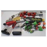 Plastic Toy Gun Lot