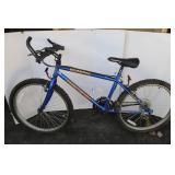 "24"" Scorpio Pacific Bicycle-18 Speed"