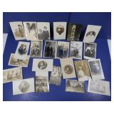 Vintage Black & White Photos & Postcards