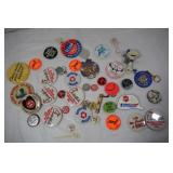 Advertising Pins-Lot