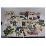 Vintage Postcards-mostly Holidays, some Antique