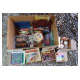 Craft Lot-Beads, Markers, Crayons & more