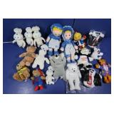 Collectible Beanie Babies &more