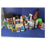 Cleaning Supplies &more
