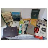 Music Books-Lot
