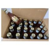 1 Case Limited Ed. Heinz Field Ketchup Bottles
