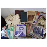 Antique Sheet Music(Big Sheets)