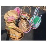Large Lot of Easter Baskets