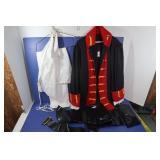 Complete Costume-Revolutionary Frock(reinactor).