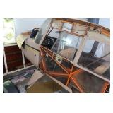 Continental C85-8FAirplane Frame & Parts, 2 Seater