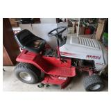 """""""White"""" Outdoor LT13 Riding Tractor 13HP OHV"""