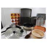 Pots,Pans,Muffin Pan,Cookie Tray&more