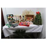 Christmas Lot incl. some Vintage&Tree