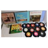 Vintage Record Lot-33 1/3 & 45