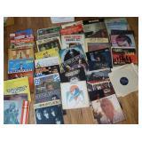 Record Album Lot-33 1/3-incl. Beetles First Album
