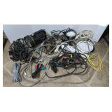 Misc Lights, Electric Cords, & More