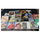 Record Albums Lot-33 1/3