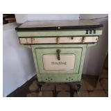 "Fire King Gas Stove-28""Wx33""Hx18""D"