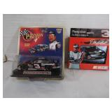 Dale Earnhardt Sr Die Cast Car and Playing Cards