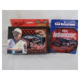 Dale Earnhardt Sr Collectible Tin and Playing