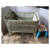 Graco Pack n Play & Activity Center