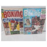Collectible Boxing Magazines