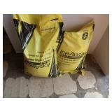 2 Bags of Ice Away Rock Salt Ice Melter