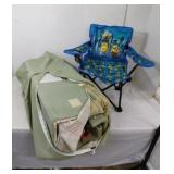 Graco Pack and Play, Childs Umbrella Chair