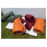 Sleeping Bag Lot