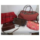 Assortment of Purses and Bags