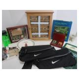 Lot of Golf Memorabilia