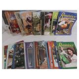 Lot of Assorted Reminisce Magazines